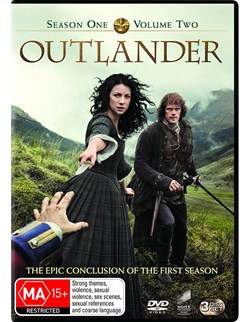 Outlander: Season One, Volume Two [DVD]