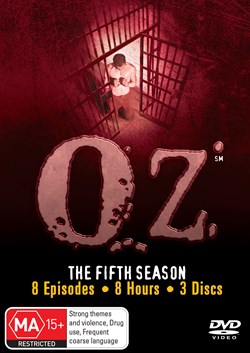 Oz: The Fifth Season [DVD]