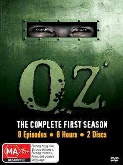 Oz: The First Season [DVD]