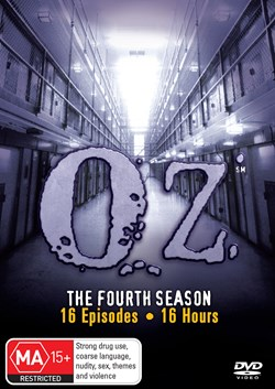 Oz: The Fourth Season [DVD]