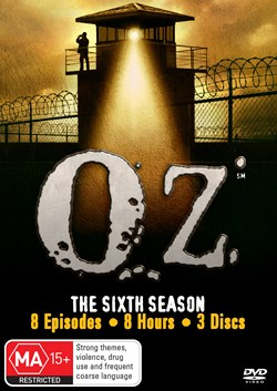 Oz: The Sixth Season [DVD]