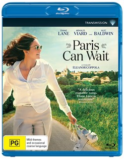 Paris Can Wait [Blu-ray]