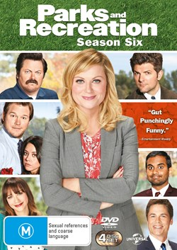 Parks and Recreation: Season Six [DVD]