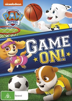 Paw Patrol: Game On! [DVD]