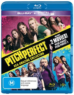 Pitch Perfect/Pitch Perfect 2 (with UltraViolet Copy) [Blu-ray]