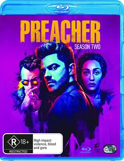 Preacher: Season Two [Blu-ray]