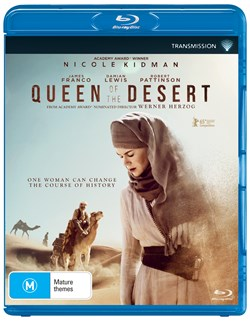 Queen of the Desert [Blu-ray]