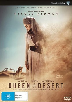 Queen of the Desert [DVD]
