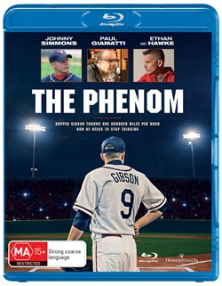 The Phenom (Blu-Ray) [Blu-ray]