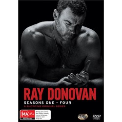Ray Donovan: Season 1-4 [DVD]