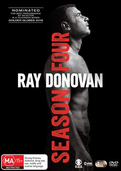 Ray Donovan: Season Four [DVD]