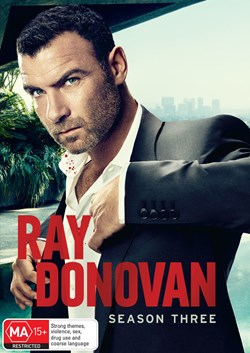 Ray Donovan: Season Three [DVD]