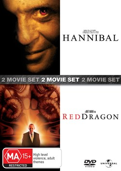 Red Dragon/Hannibal [DVD]
