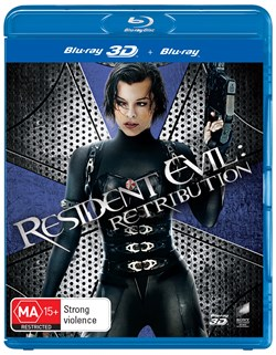 Resident Evil: Retribution (3D Edition) [Blu-ray]