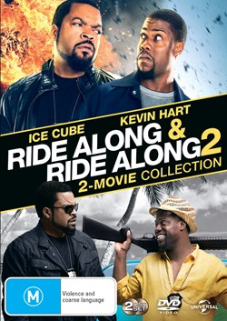 Ride Along 1 & 2 [DVD]