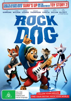 Rock Dog [DVD]