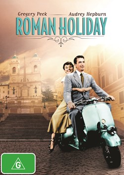 Roman Holiday [DVD]