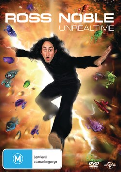 Ross Noble: Unrealtime [DVD]
