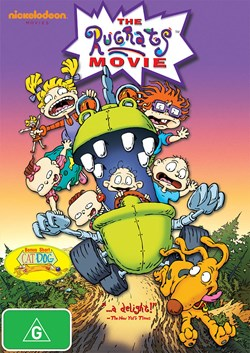 The Rugrats Movie [DVD]