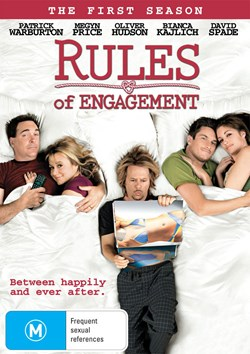 Rules of Engagement: The First Season [DVD]