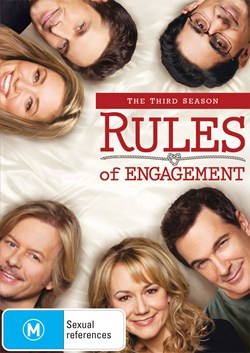 Rules of Engagement: The Third Season [DVD]