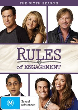 Rules of Engagement: The Sixth Season [DVD]