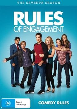 Rules of Engagement: The Seventh Season [DVD]