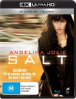 Salt (4K Ultra HD + Blu-ray) [UHD]