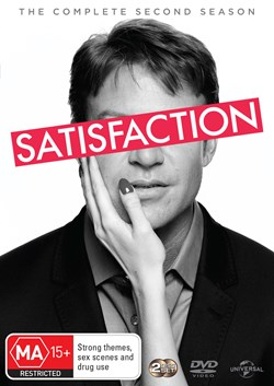 Satisfaction: The Complete Second Season [DVD]