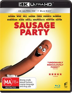 Sausage Party (4K Ultra HD + Blu-ray) [UHD]