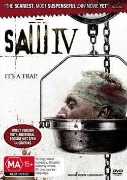 Saw IV [DVD]