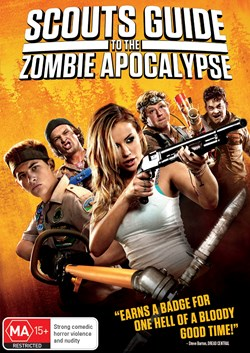Scouts Guide to the Zombie Apocalypse [DVD]