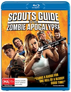 Scouts Guide to the Zombie Apocalypse [Blu-ray]