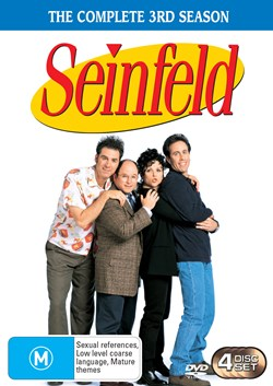 Seinfeld: Season 3 [DVD]