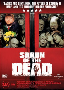 Shaun of the Dead [DVD]