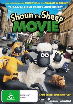 Shaun the Sheep Movie [DVD]