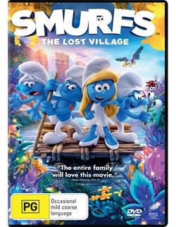 Smurfs - The Lost Village [DVD]