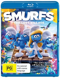 Smurfs - The Lost Village [Blu-ray]