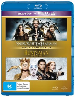 Snow White and the Huntsman/The Huntsman - Winter's War [Blu-ray]