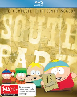 South Park: Series 13 [Blu-ray]