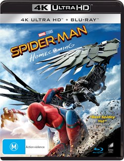 Spider-Man - Homecoming (4K Ultra HD + Blu-ray) [UHD]