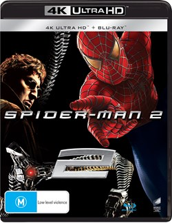 Spider-Man 2 (4K Ultra HD + Blu-ray) [UHD]