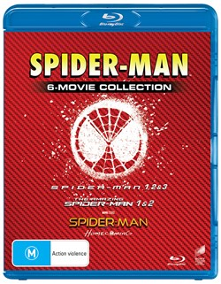 Spider-Man: Collection [Blu-ray]
