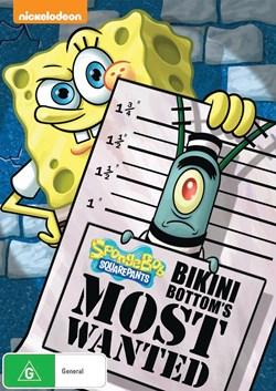 SpongeBob Squarepants: Bikini Bottom's Most Wanted [DVD]