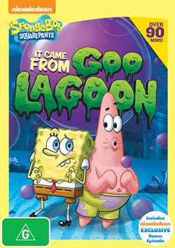 SpongeBob Squarepants: It Came from Goo Lagoon [DVD]