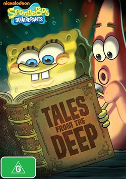 SpongeBob Squarepants: Tales from the Deep [DVD]