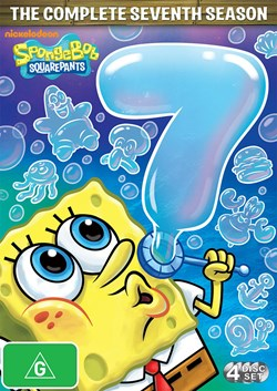 SpongeBob Squarepants: The Complete Seventh Season [DVD]