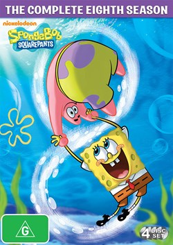 SpongeBob Squarepants: The Complete Eighth Season [DVD]