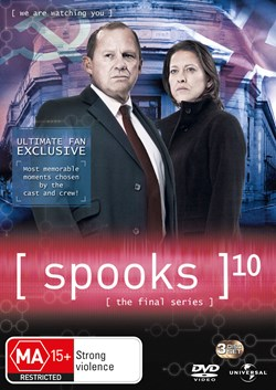 Spooks: The Complete Season 10 [DVD]