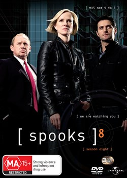 Spooks: The Complete Season 8 [DVD]